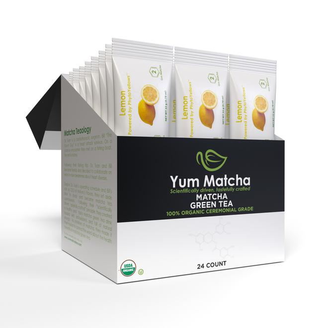 Lemon Flavored Single Serving Packets (24-Pack)