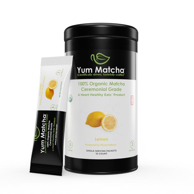 Lemon Flavored Single Serving Packets (10-Pack)